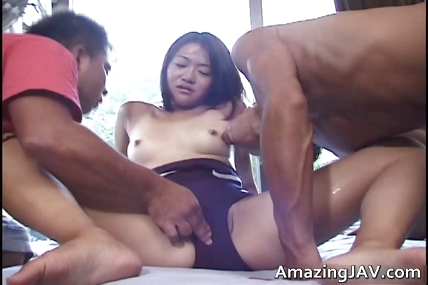 Porn Tube of Cute Asian Teenage Girl Gets Tortured