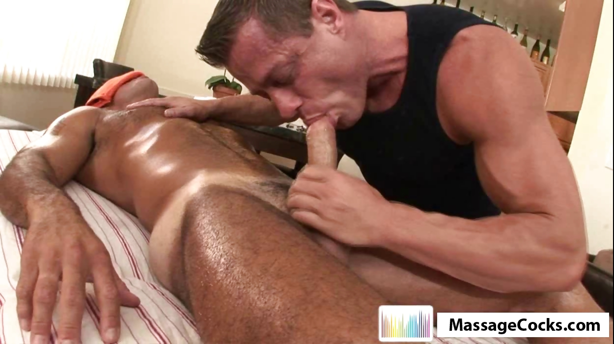 Massagecocks latino massage