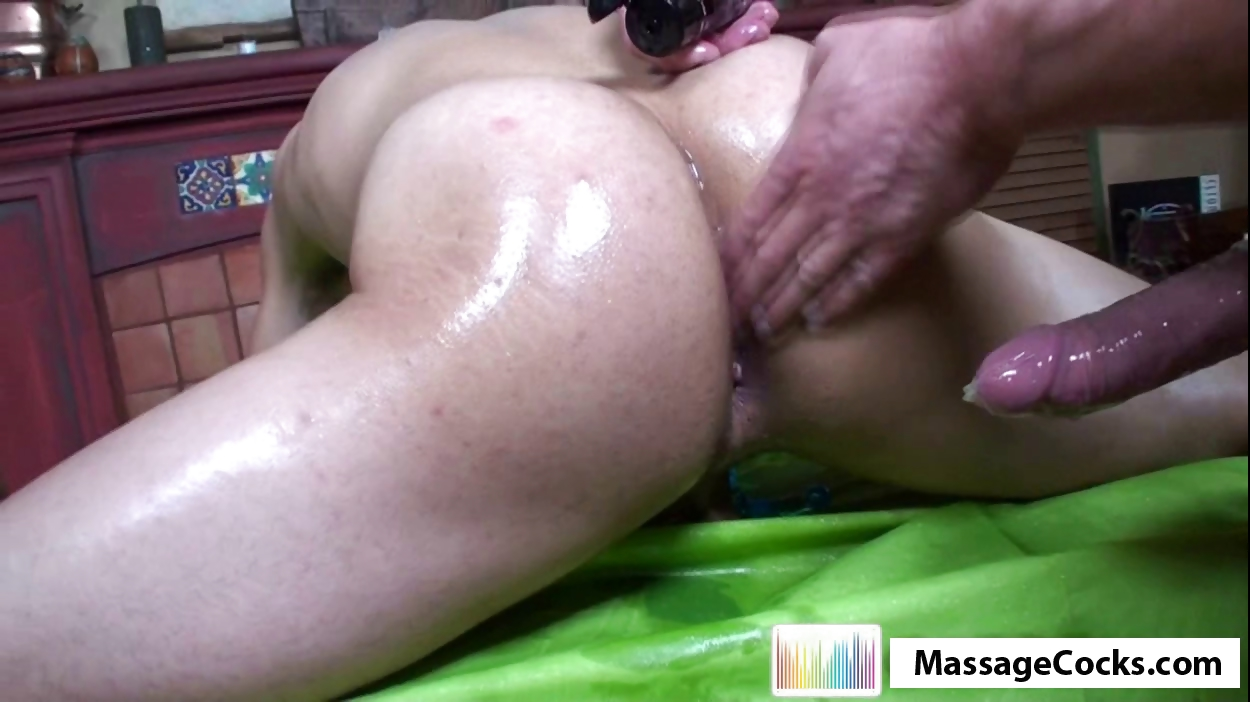 Porno Video of Massagecocks Prostate Massage