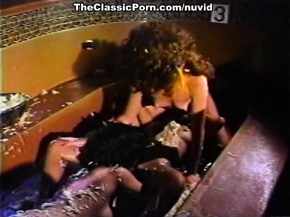 Amazing vintage porn star in classic sex site