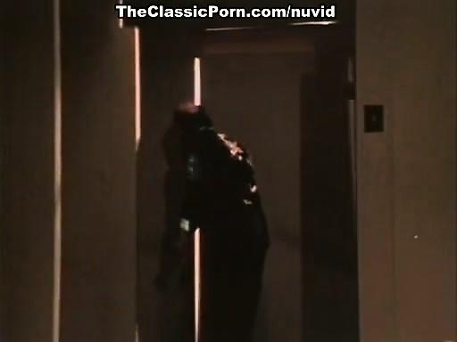 John Holmes, Chris Cassidy, Paula Wain in vintage porn video