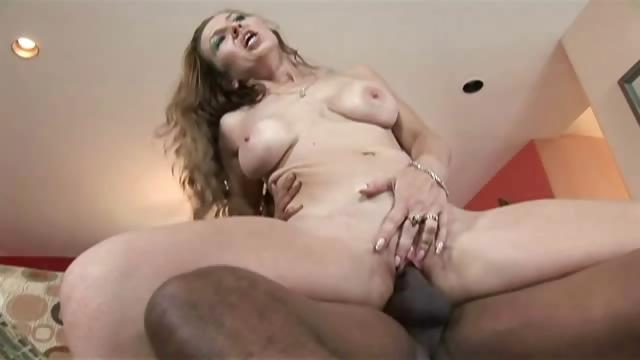 Porno Video of Milf Having Interracial Sex At Home