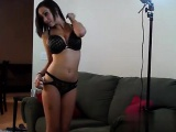 I am on CHEAT-DATE.COM - 38DD Teen Coed Model behind the sce
