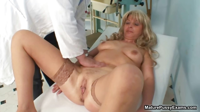 Porn Tube of Horny Fake Doctor Abusing A Sexy
