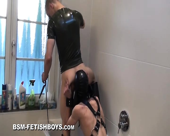 Filth Boy Discipline by young BDSM Master
