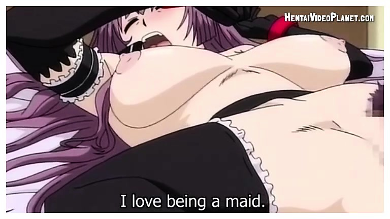 Anime abode maid spanked