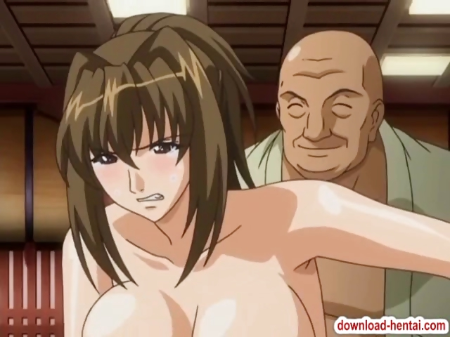 Porno Video of Busty Hentai Chick Gets Banged Hard
