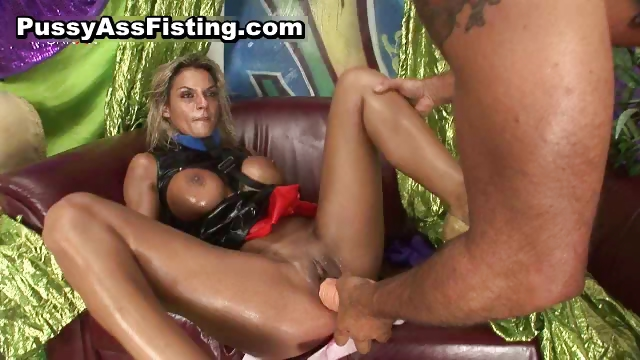 Sex Movie of Filthy Whore Ass Riding Dick And Gets