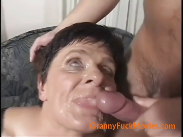 Porno Video of Granny Seeking Some Anal Pleasure