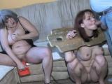 Teenage Cock Masturbates Gray Granny