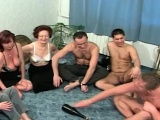 Old Sluts & Young Cocks Spin The Bottle