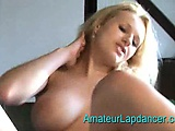 Busty bitch goes wild