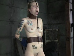 Restrained coed whipped and destroyed | Very Hard Sex Updates