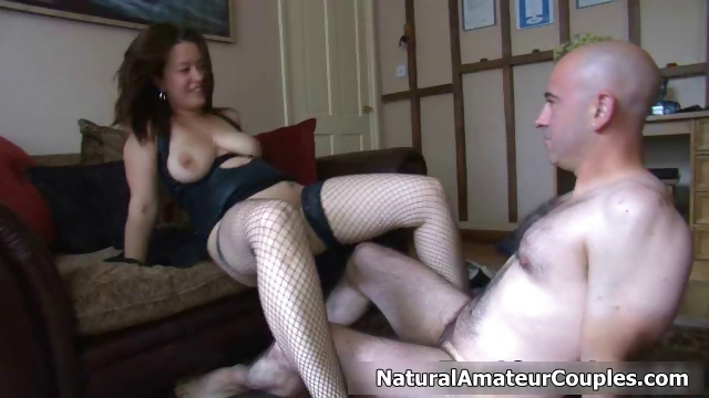 Porno Video of Thick Brunette Girl Gets Her Tight Pussy