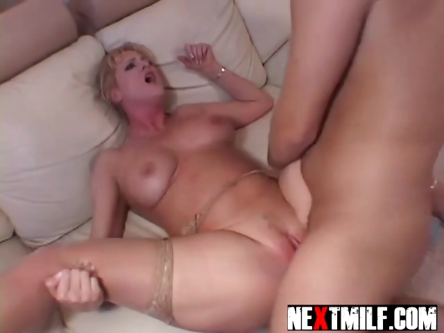 Porn Tube of Bored Housewife Choke Fucked