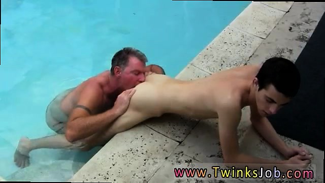 Chubby gay men fucking first time Brett Anderson is one luck