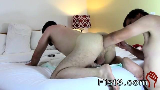 Wood the black gay men full length Bottom Boy Aron Loves Get