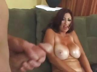 Porno Video of Big Tits Mom