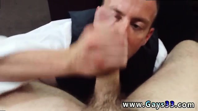 Cum eating straight men gay Groom To Be, Gets Anal Banged!