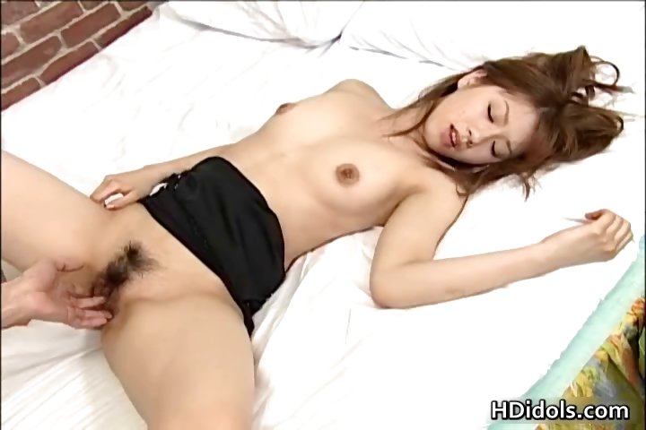 Porno Video of Yuki Mochida With Her Lovely Pink Spread
