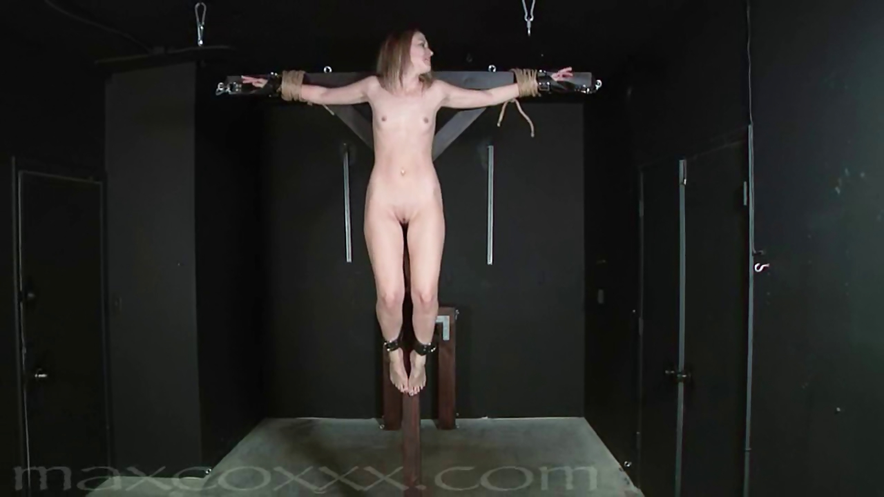 Porno Video of Crucified In The Basement