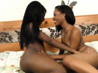 Black lesbians use dildo on pussies | Pornstar Video Updates