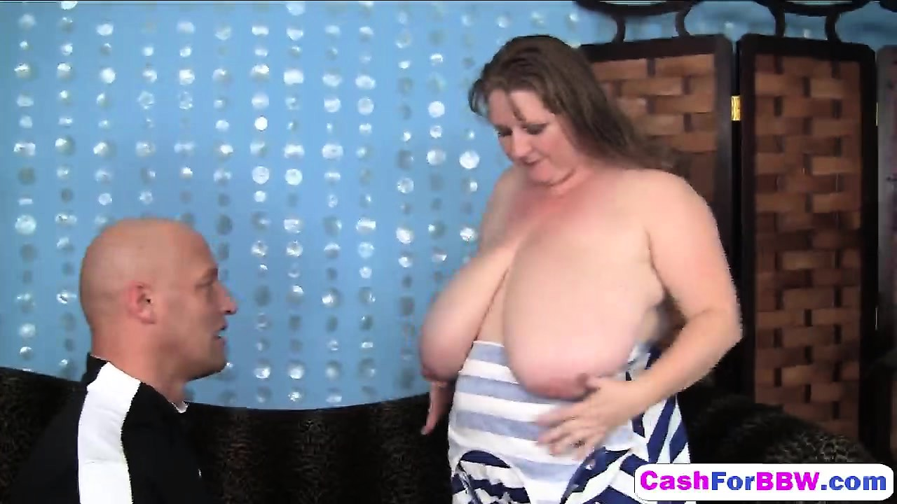 Big busty wife Sapphire gets fucked hard for cash