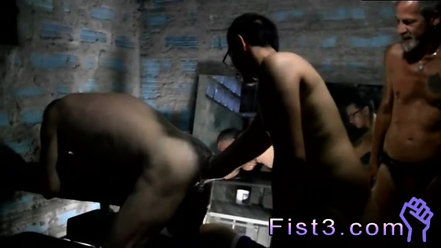 Asian gay fisting movie and fist gay jocks Seth Tyler & Kend