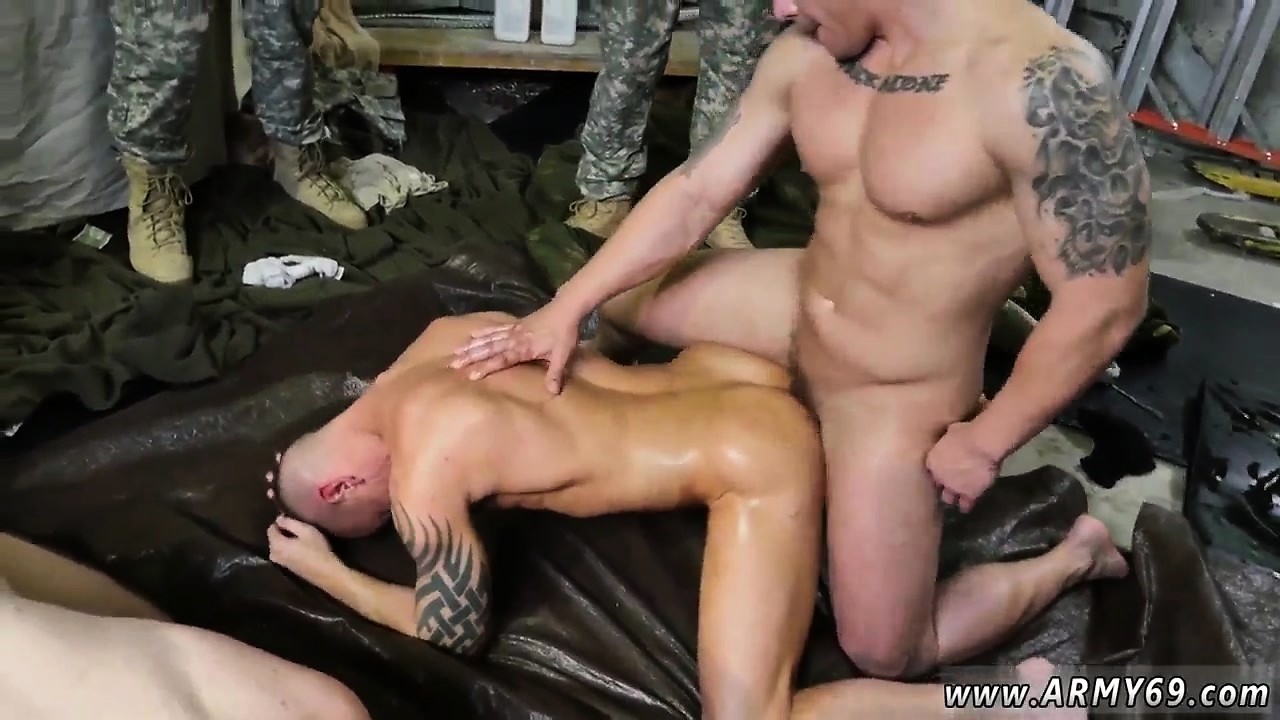 Gay gangbang army porn movies and free gay movies army Fight
