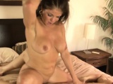 Bigtitted mother in law fucks after fingered