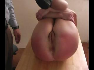 Spanked Mature Porn Tube