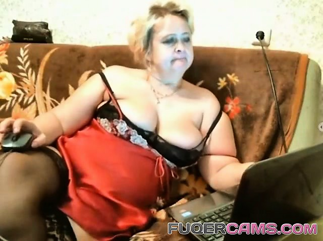 Russian mature mom only for webcam show