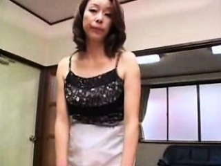blindfolded asian lady with big boobs gets her hairy twat b