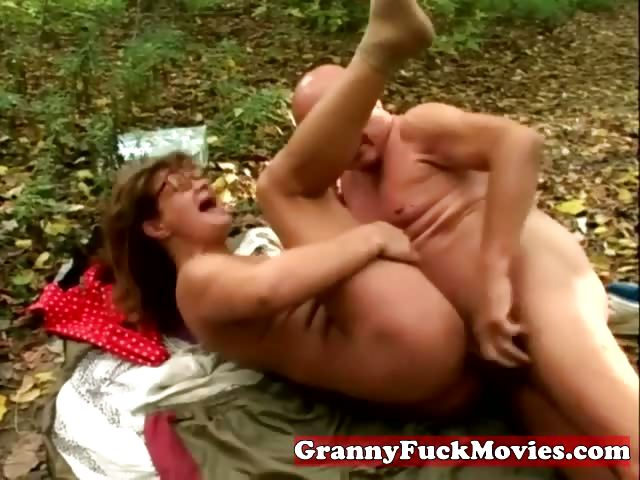 Porno Video of Granny Fucked By Her Boyfriend