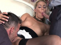 Bum fuck euro housewife gets jizzed on | Anal Video Updates