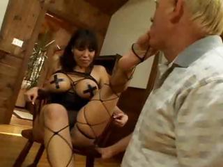 Porno Video of Grandpa Busts A Nut