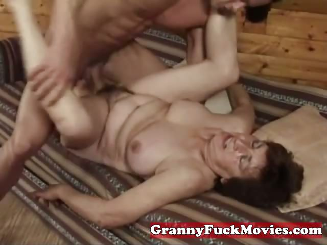 Porn Tube of Grandma Alian Enjoys Her Younger Friend
