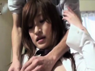 nothing like seeing this cute japanese girl with big boobs