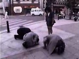 Attractive Japanese wife gets picked up and banged rough by