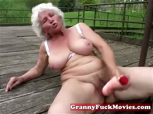 Porn Tube of Check Out This Dirty Grandma