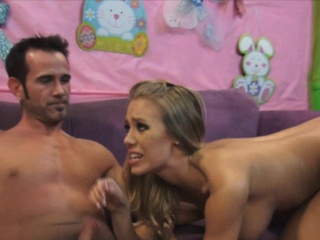 big tit blonde nicole anniston fuck a fan easter party