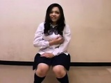 Adorable Japanese babes getting their lovely tits massaged