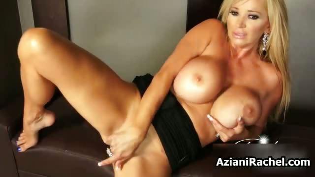 Porno Video of Rachel Aziani With Her Massive Big