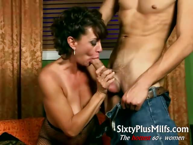 Porn Tube of Horny Housewife Fucks Delivery Boy