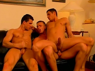 jonathan, jack and jose are such horny european studs that