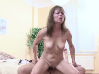 StepMom Help Step Son to Get His First have sex | Porn-Update.com