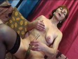 Ivette is a hot horny granny ready to get some dick all over