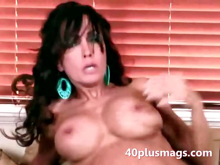 Porno Video of Hard Fucked Mature Latina Babe