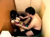 Azumi Harusaki Asian doll has hot public sex