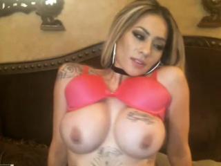 stunning big boobs camgirl live webcam tease